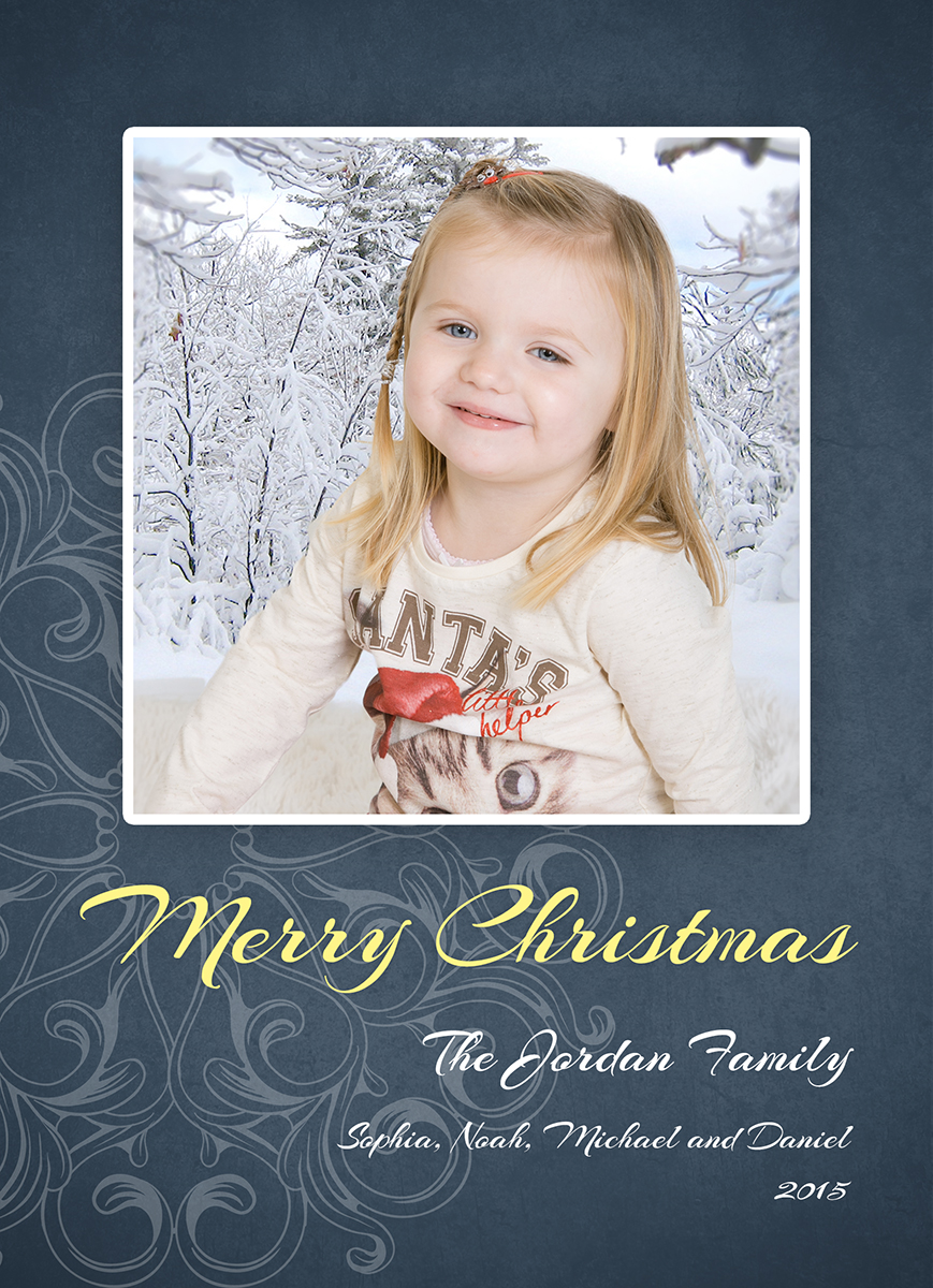 CHRISTMAS PORTRAITS WESTON SUPER MARE, WINSCOMBE